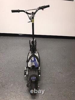 UberScoot 1000 Watt 36 Volt Folding Electric Scooter By Evo Powerboards