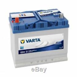 VARTA Starter Battery BLUE dynamic 5704130633132