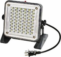 Value Collection 120 Volt, 10 Watt, Electric, LED Portable Floor Work Light 1