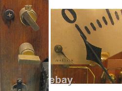 Watt volt meter electrical James Biddle Hartmann Braun scientific instrument