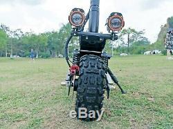 World's Fastest Crazy Speed Electric scooter 3200 Watt 60 Volt 56 mph