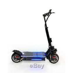 World's Fastest Electric scooter 3200 Watt 60 Volt Crazy 60 mph 11 Tire