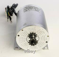 YALU 3000W Watt 60V Volt BLDC electric motor w Base BOMA Style BM1109 GoKart